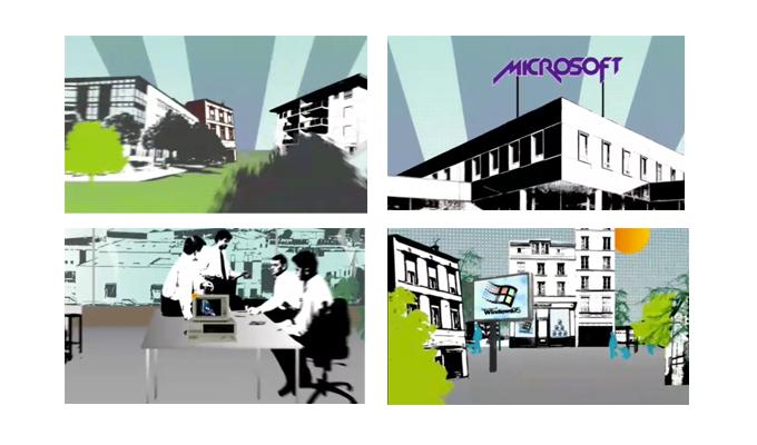 25 ans microsoft France