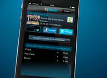 Présentation de l'app TVCHECK